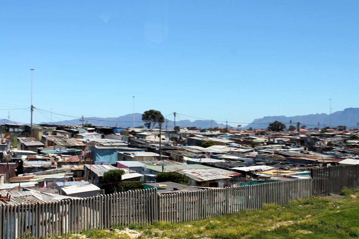 A Humbling Experience Touring Langa Township, South Africa