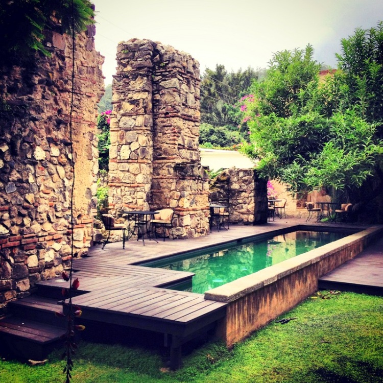 Hotel Cirilo Pool