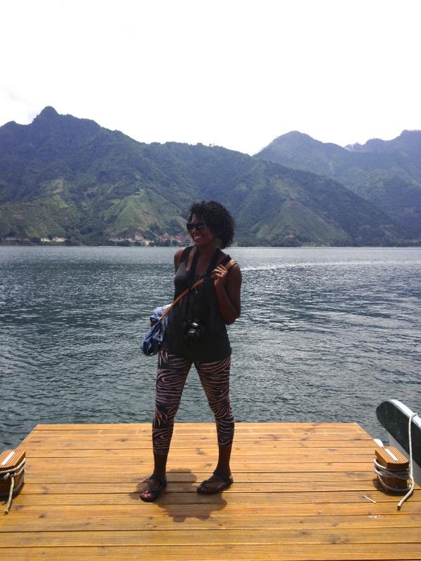 Kandia Johnson Lake Atitlan